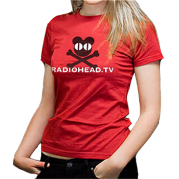 Buy TV T-Shirt by Radiohead