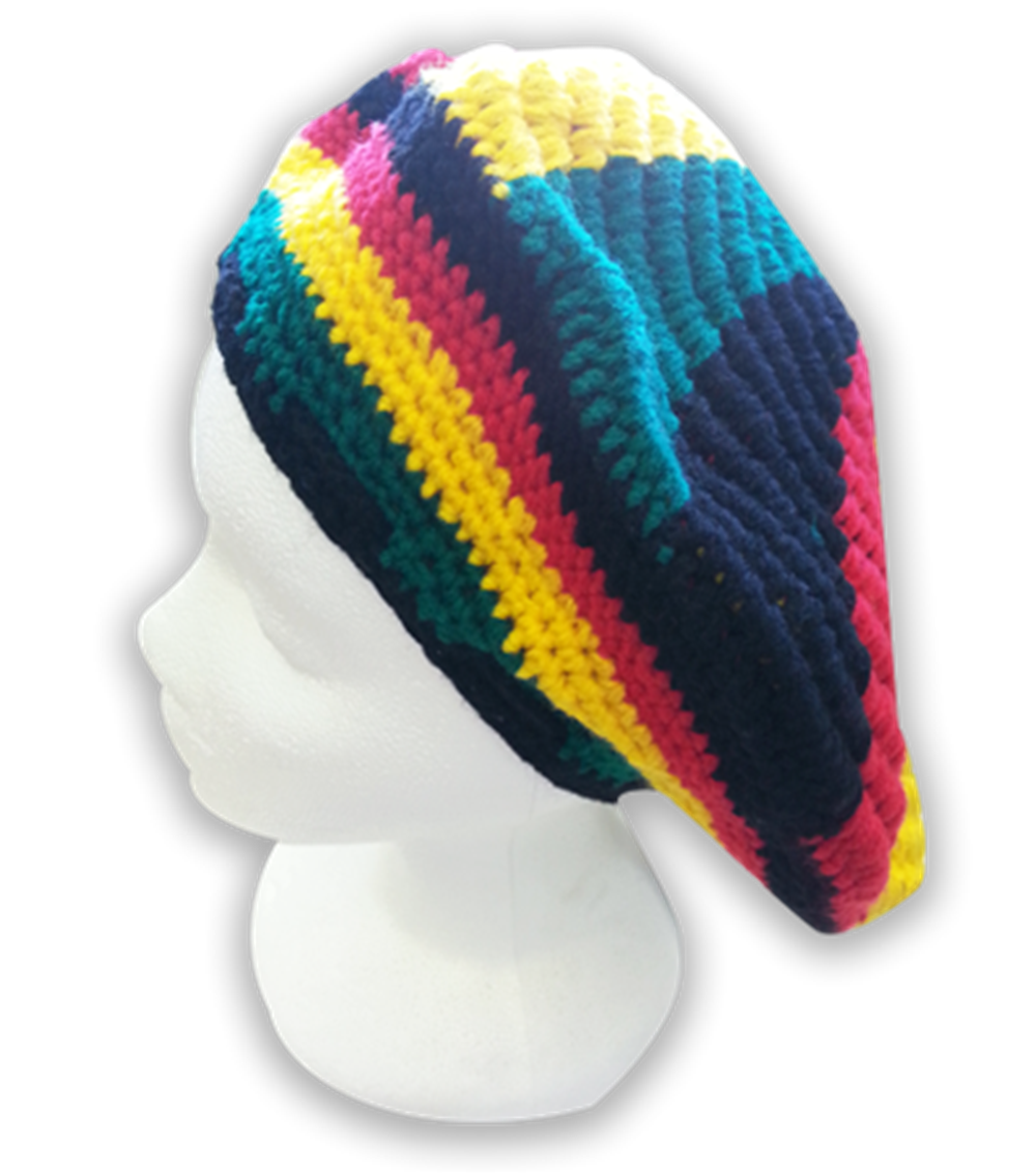 Color Spinwheel (Knitted)