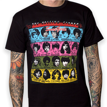Buy Some Girls T-Shirt by Rolling Stones