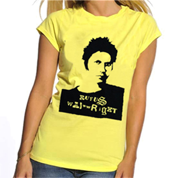 Buy Poster Boy T-Shirt by Rufus Wainwright