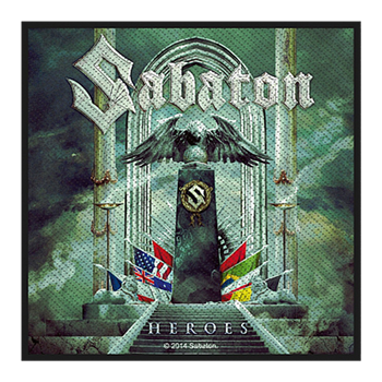 Buy Heroes Patch by Sabaton