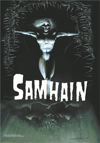 Samhain Box Set Artwork