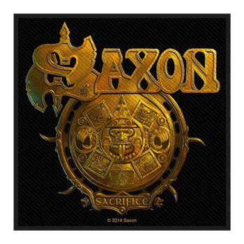 Buy Sacrifice Patch by Saxon