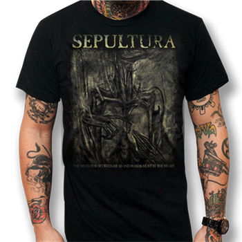 Sepultura The Mediator