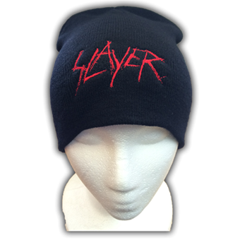 Slayer Red Scratch Logo