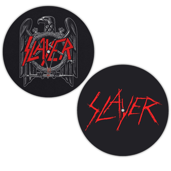 Slayer Eagle / Scratched Logo Slipmat