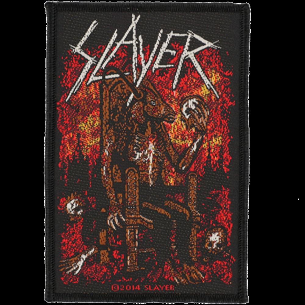 Slayer goat Patch