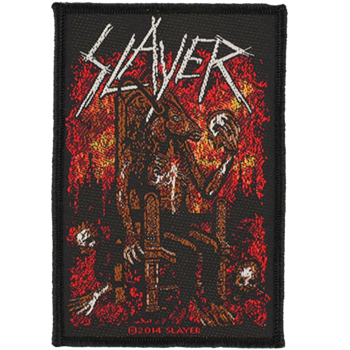 Slayer Slayer goat Patch