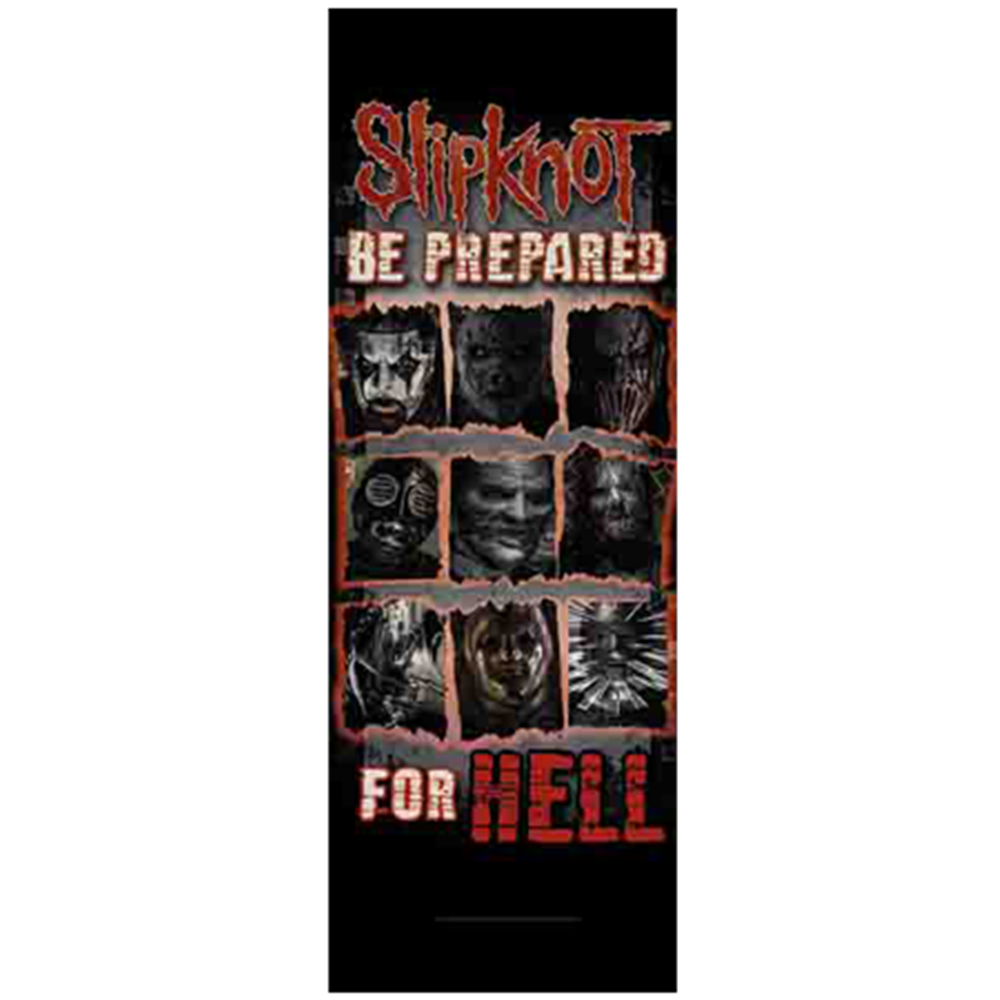 Be Prepared For Hell