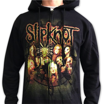 Slipknot We Won Zip Hoodie