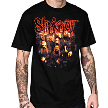 Buy Corrosion Group T-Shirt by Slipknot
