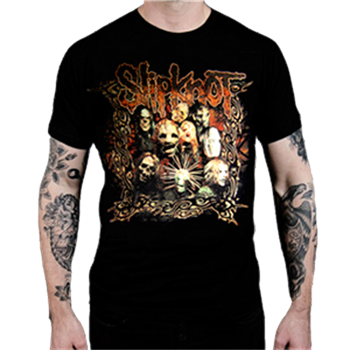 Buy Blister Exists T-Shirt by Slipknot