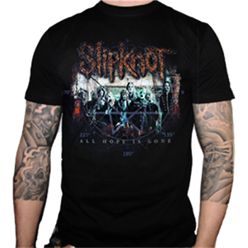 Slipknot All Hope Is Gone (Wide Pic)