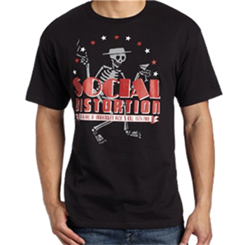 Buy Star Arch T-Shirt by Social Distortion