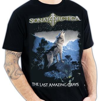 Sonata Arctica Last Amazing Grays