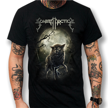 Buy Blood - 15th Anniversary T-Shirt by Sonata Arctica