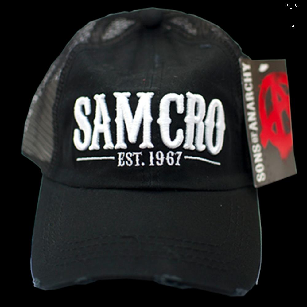 SAMCRO Trucker Hat Hat