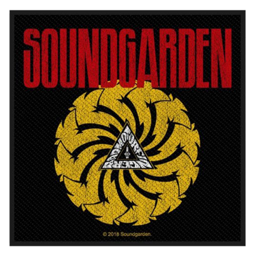 Badmotorfinger Patch