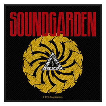 Buy Badmotorfinger Patch by Soundgarden