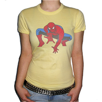 Buy Squat T-Shirt by Spider-man