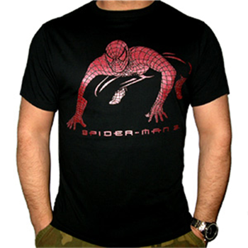 Spider-man Crawling T-Shirt