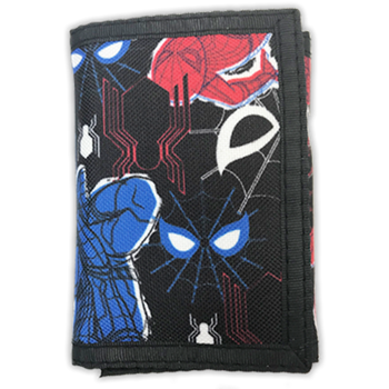 Buy Trifold Velcro Wallet by Spider-man