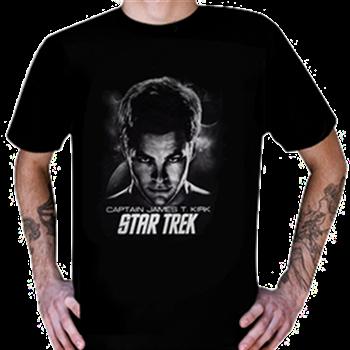 Buy Captain Kirk T-Shirt by Star Trek