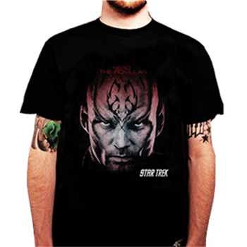 Buy Nero The Romulan T-Shirt by Star Trek