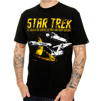 Star Trek Boldly Go