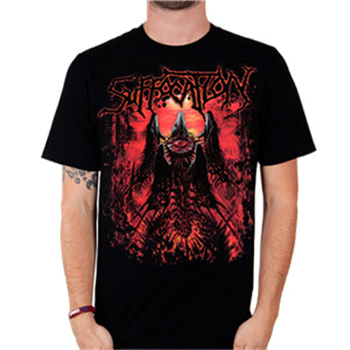 Buy Blood Oath T-Shirt by Suffocation