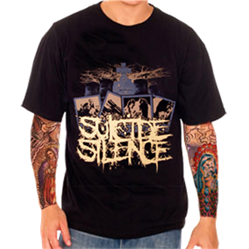 Suicide Silence Gravestones