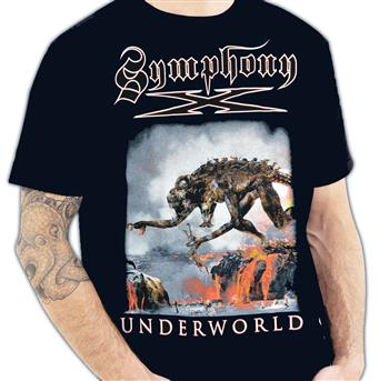 Symphony X Monster Underworld