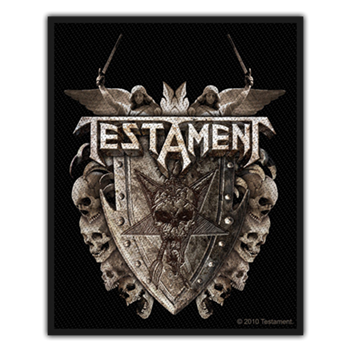 Testament Legions Shield Patch