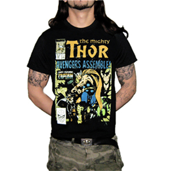 Buy Comic Cover T-Shirt by Thor