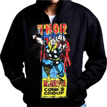 Thor Retro Lunging Zip Hoodie