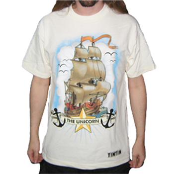 Tin Tin The Unicorn T-Shirt