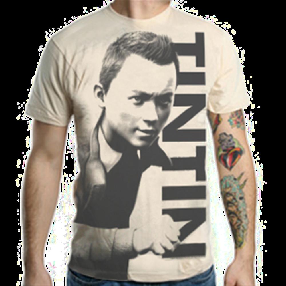 Close-up Creme T-Shirt