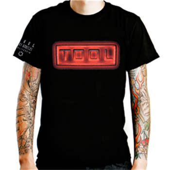 Buy Snake Logo T-Shirt by Tool
