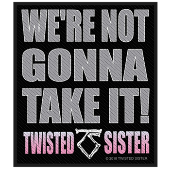 Buy We're Not Gonna Take It by Twisted Sister