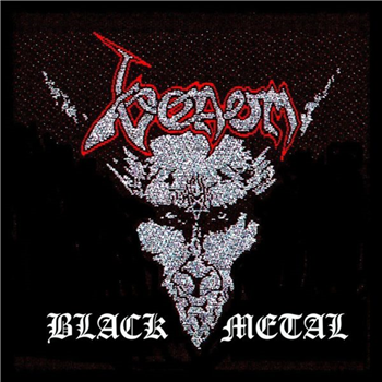 Buy Black Metal Patch by Venom