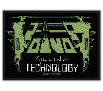 Buy Killing Technology by Voivod