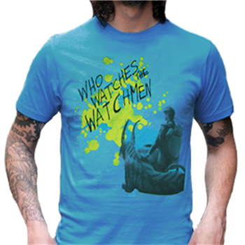 Buy Ozymandias T-Shirt by Watchmen (the)