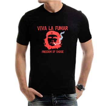 Buy Che Viva La Fumar T-Shirt by Weed
