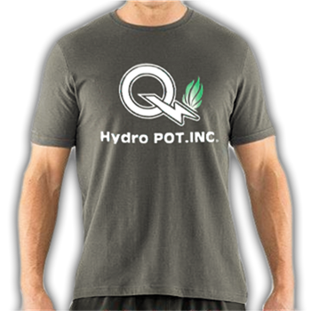Buy Hydro Pot T-Shirt by Weed