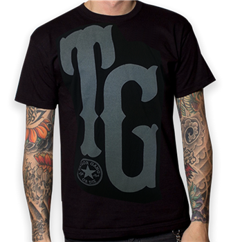 Buy Big TG (Taylor Gang) T-Shirt by Wiz Khalifa