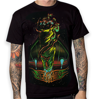 Buy Space High T-Shirt by Wiz Khalifa
