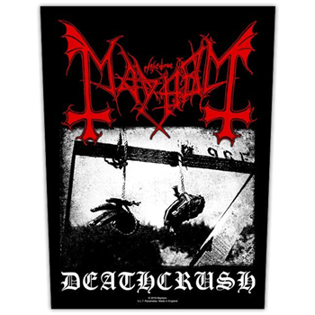 Buy Deathcrush Patch by Mayhem