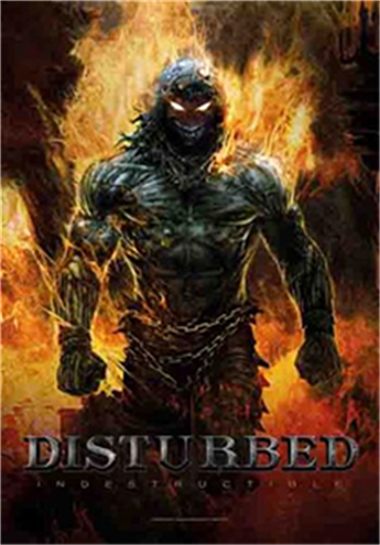 Buy Indestructible Flag by Disturbed