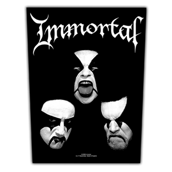 Immortal Faces Backpatch