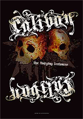 Buy Skulls Flag by Caliban